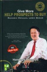 Give More Help Prospects To Buy - Rahasia Menjual Lebih Besar