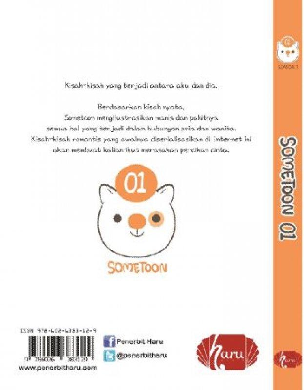 Cover Belakang Buku Sometoon 01
