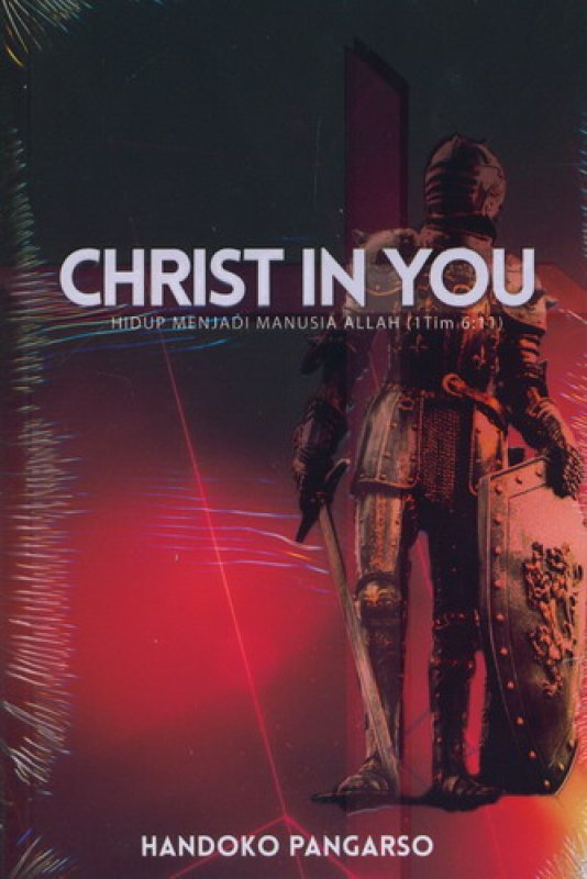Cover Buku Christ In You