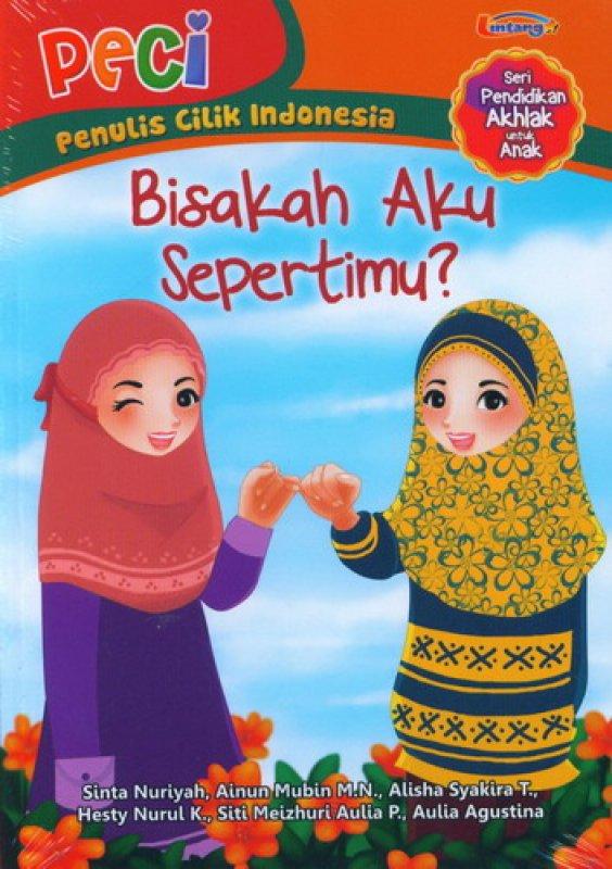 Cover Buku Bisakah Aku Sepertimu?