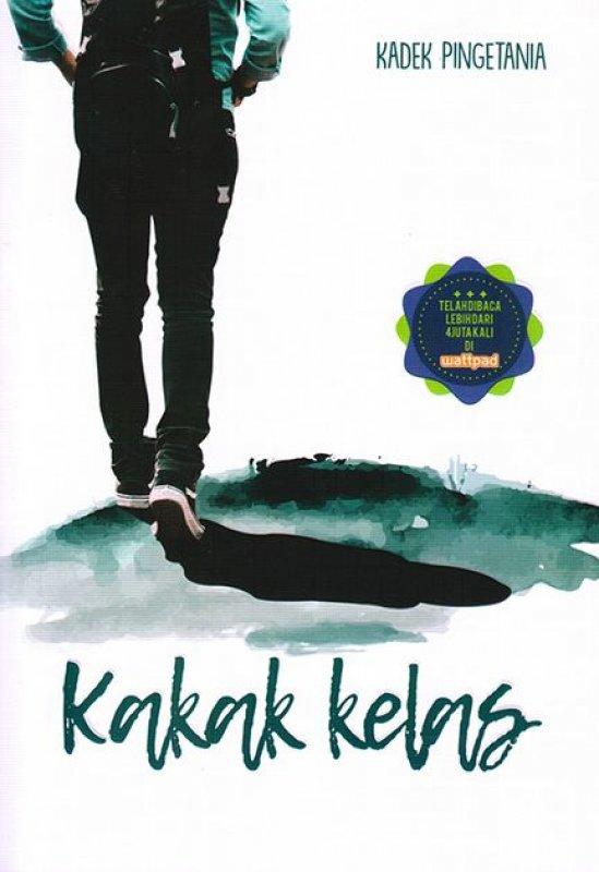 Cover Buku Kakak Kelas