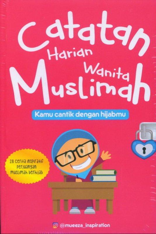 Cover Buku Catatan Harian Wanita Muslimah