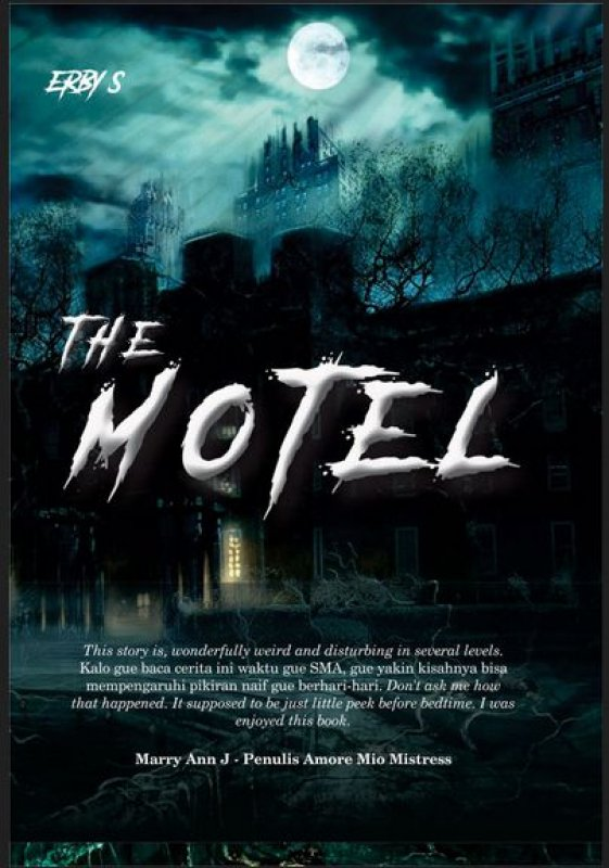 Cover Buku The Motel