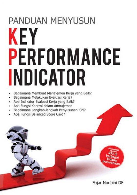 Cover Buku Panduan Menyusun Key Performance Indicator