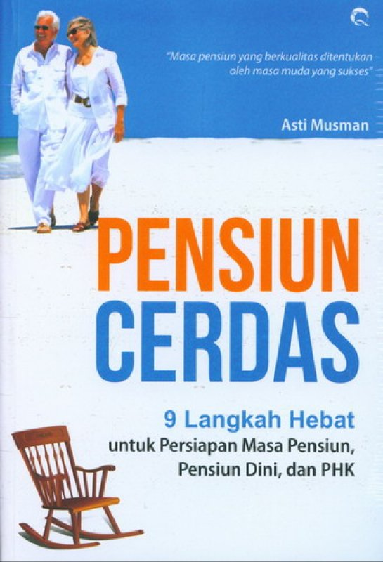 Cover Buku Pensiun Cerdas