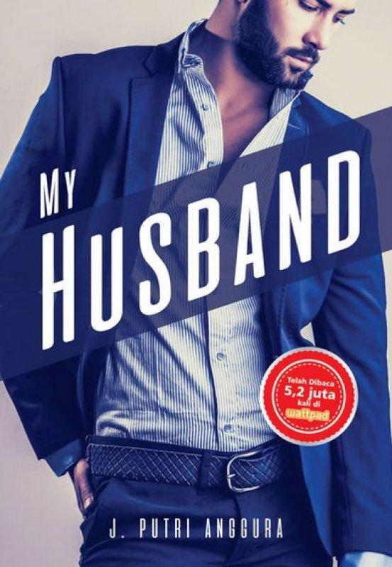 Cover Buku My Husband