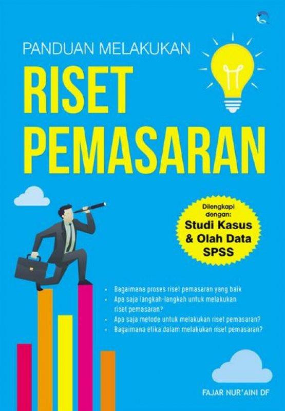 Cover Buku Panduan Melakukan Riset Pemasaran