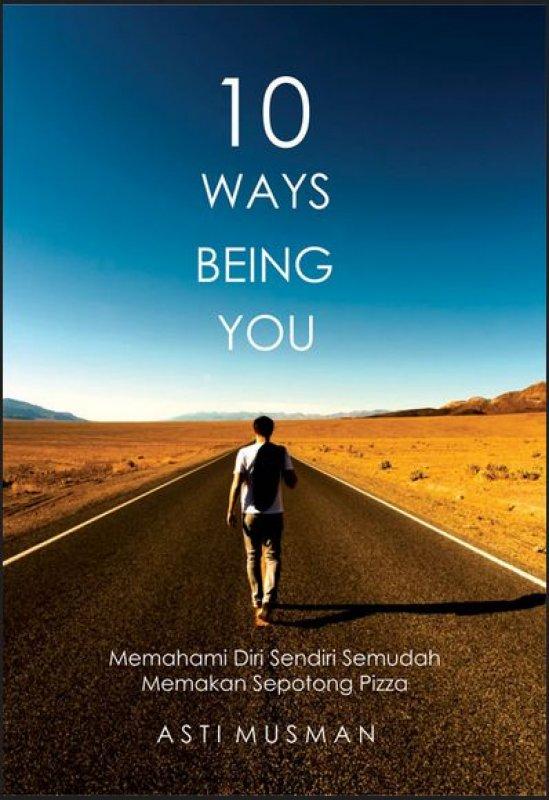 Cover Buku 10 Ways Being You