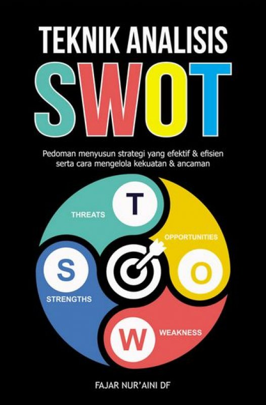 Cover Buku Teknik Analisis SWOT