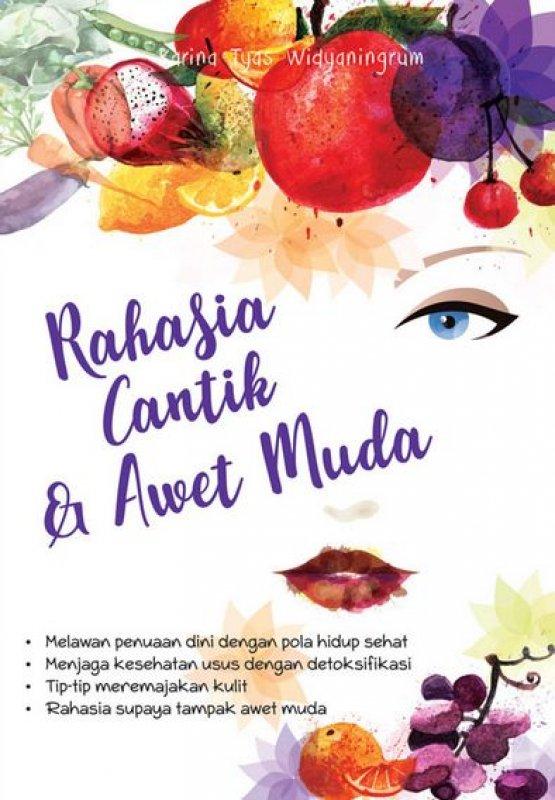 Cover Buku Rahasia Cantik & Awet Muda