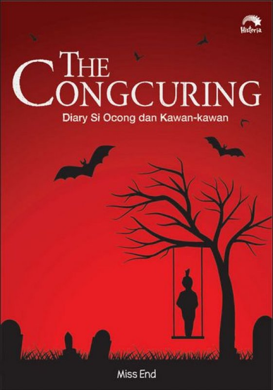 Cover The Congcuring Diary Si Ocong dan Kawan-kawan