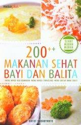 200++ Makanan Sehat Bayi dan Balita