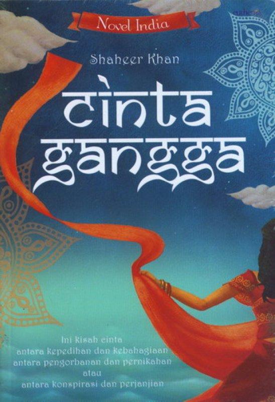Cover Buku Cinta Gangga [Novel India]