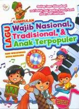 Kumpulan Lagu Wajib Nasional, Tradisional & Anak Terpopuler + CD