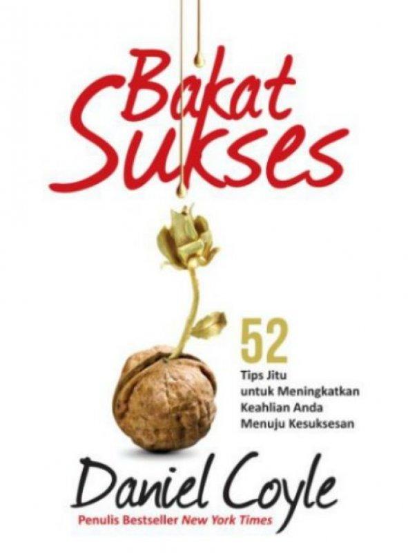 Cover Buku Bakat Sukses