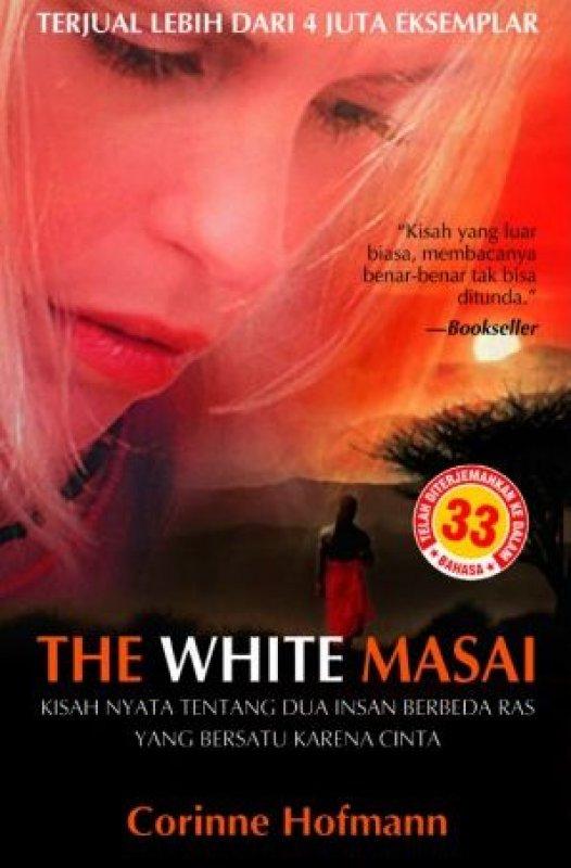 Cover Buku The White Masai