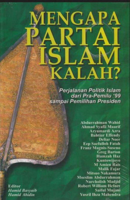 Cover Buku Mengapa Partai Islam Kalah