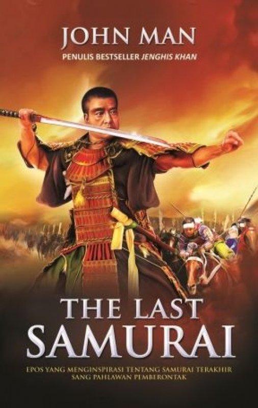 Cover Buku The Last Samurai