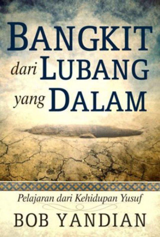Cover Buku Bangkit dari Lubang yang Dalam