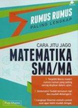 Rumus Rumus Paling Lengkap Cara Jitu Jago Matematika SMA/ MA