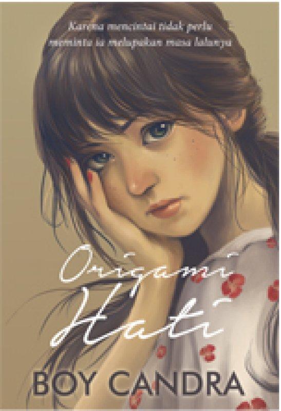 Cover Buku Origami Hati
