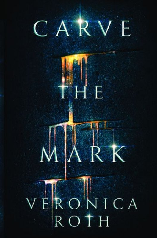 Cover Buku Carve The Mark