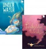 Paket Buku Jessica Khoury [The Forbidden Wish+Underwater]
