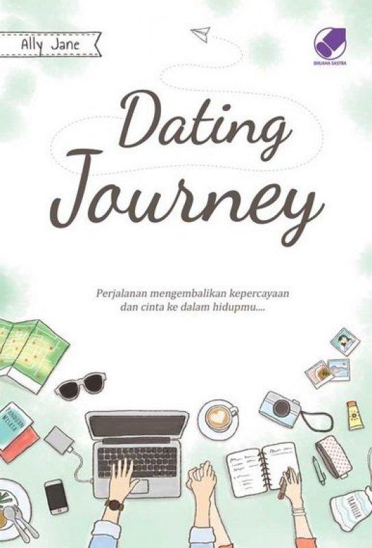 Cover Buku Dating Journey