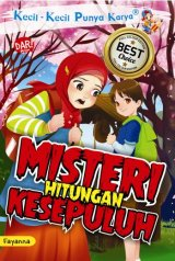 Kkpk Full Colour: Misteri Hitungan Kesepuluh (Fresh Stock)