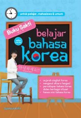 Buku Sakti Belajar Bahasa Korea