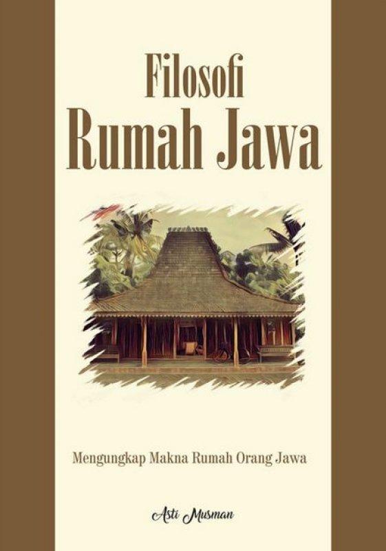 Cover Buku Filosofi Rumah Jawa