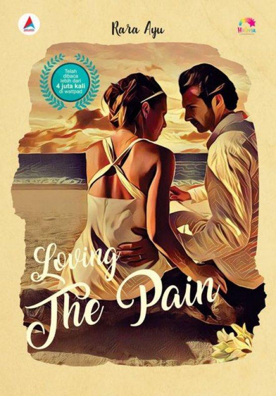 Cover Buku Loving The Pain
