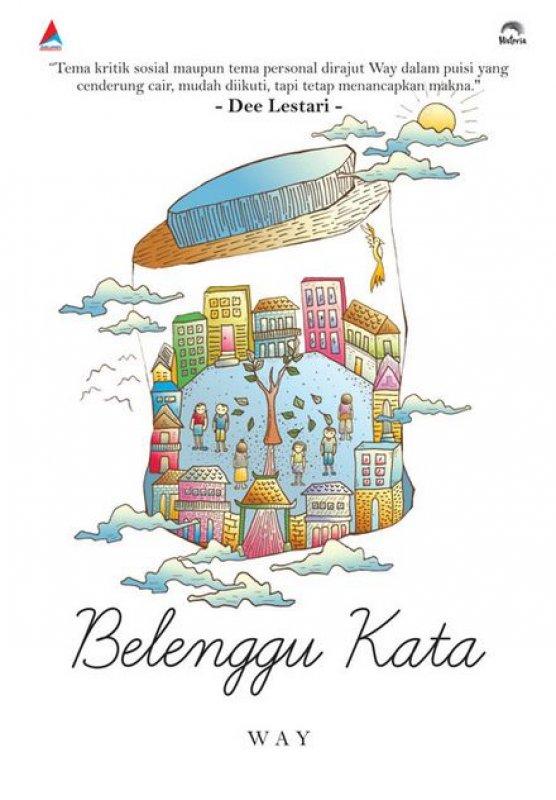 Cover Buku Belenggu Kata
