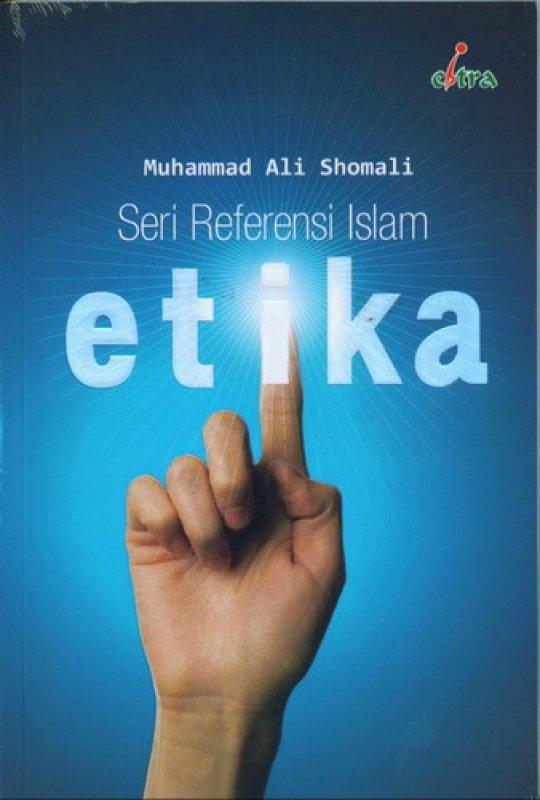 Cover Buku Seri Referensi Islam Etika