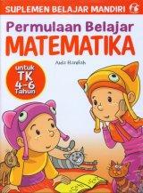 Permulaan Belajar MATEMATIKA untuk TK 4-6 tahun