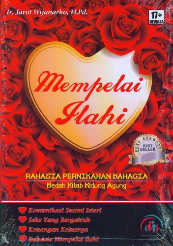 Cover Buku Mempelai Ilahi
