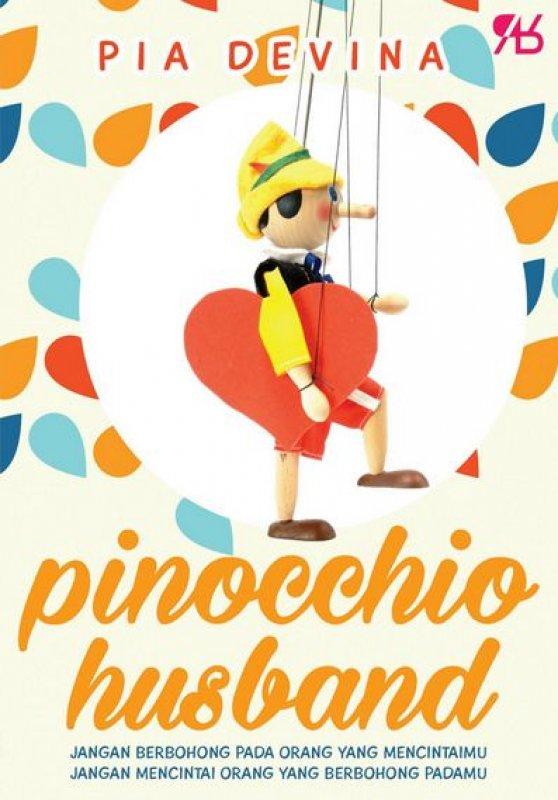 Cover Buku Pinocchio Husband