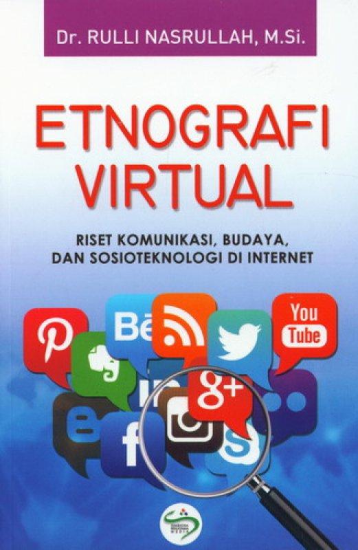 Cover Buku Etnografi Virtual