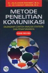 Metode Penelitian Komunikasi Edisi Revisi