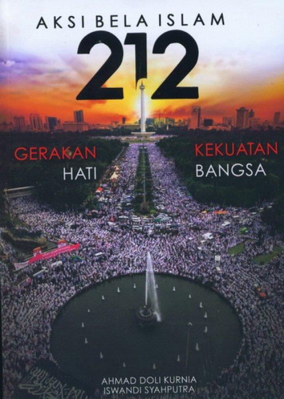 Cover Buku Aksi Bela Islam 212