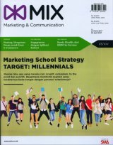 Majalah MIX Marketing Communications Edisi 11 | 23 Maret - 20 April 2017
