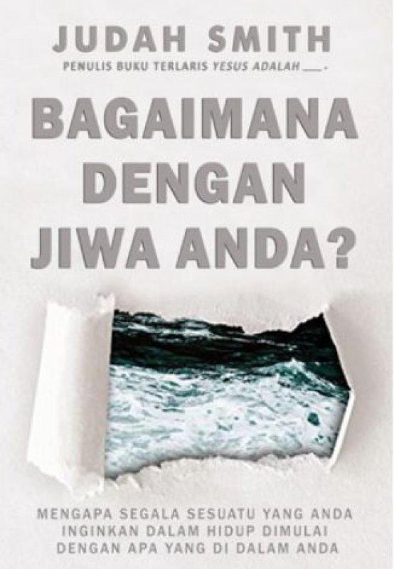 Cover Buku Bagaimana Dengan Jiwa Anda
