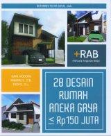 28 Desain Rumah Aneka Gaya < Rp 150 Juta