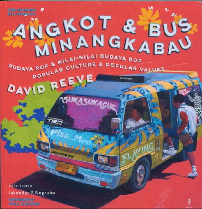 Cover Buku Angkot & Bus Minangkabau