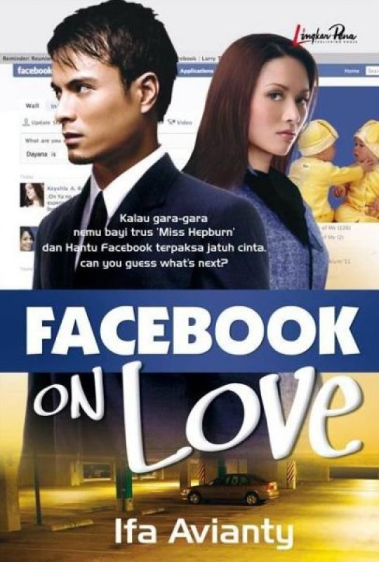 Cover Buku Facebook On Love