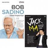 Special Offer [Bob Sadino:Goblok Pangkal Kaya & Jack Ma]
