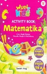WUDI KIDS : ACTIVITY BOOK MATEMATIKA TK A
