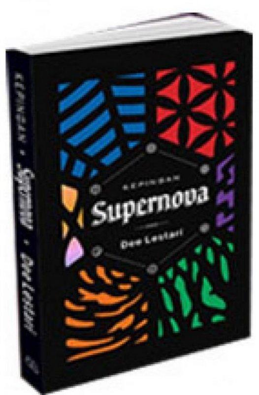Cover Buku Kepingan Supernova [Non Ttd]