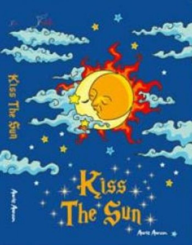 Cover Buku Kiss The Sun