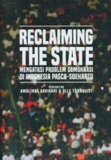 Reclaiming The State